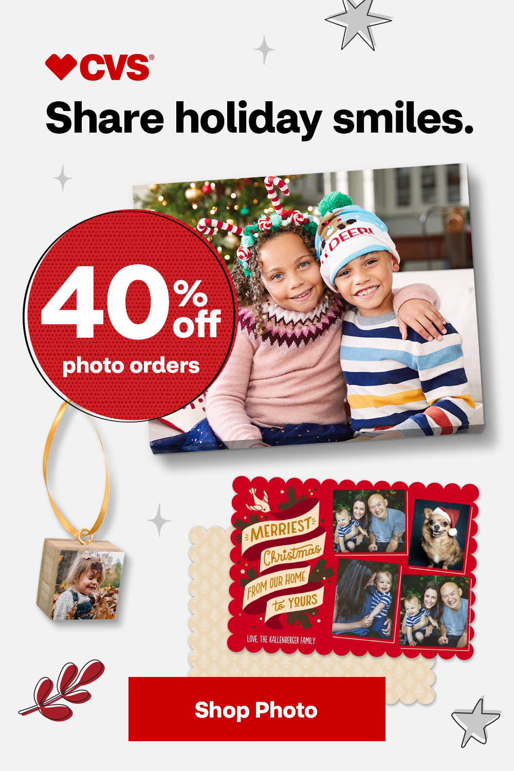 Get 40 Off Photo Orders Including Same Day Options Holiday Smile Photo Groomsman Gifts