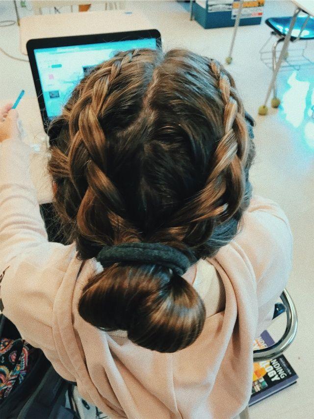 S T Y L E E Hair Styles Hair Hairstyle