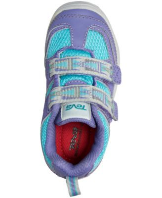 a7069daadd2c Teva Toddler Girls  Cartwheel Casual Sneakers from Finish Line - Blue 10