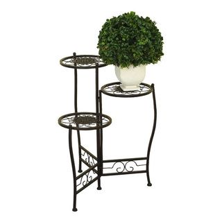 Beautiful Look At This Three Tier Iron Plant Stand By Ore International Inc.