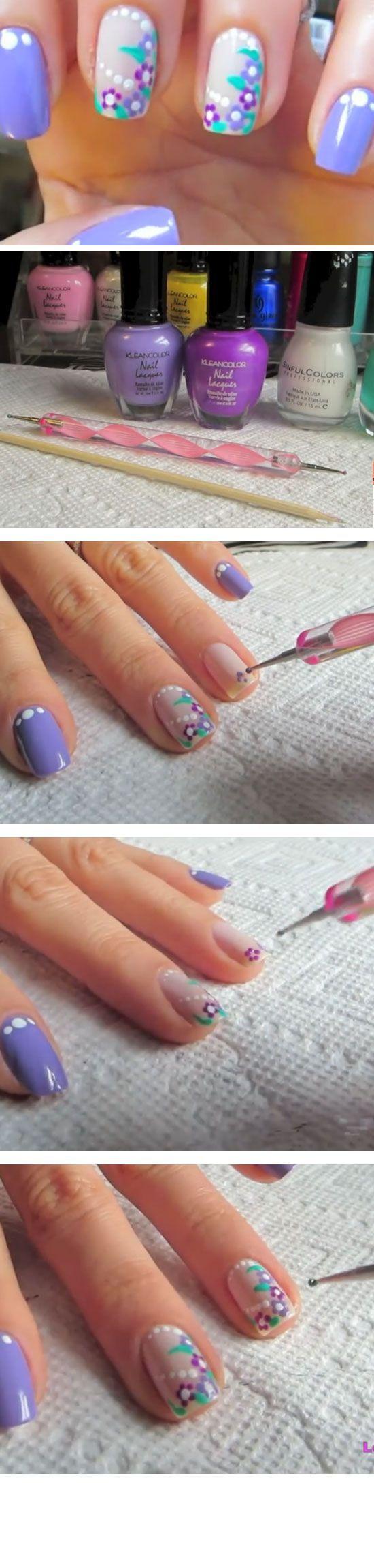 21 Easy Easter Nail Designs for Short Nails | Short nails, Easter ...