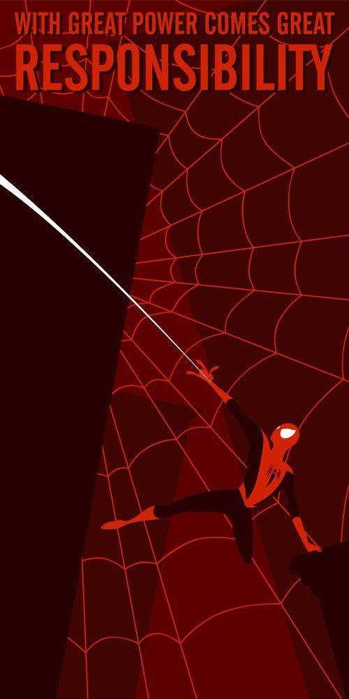 Friendly neighborhood Spider-Man!