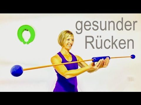 15 min. SchwingStab-Training für den Rücken - YouTube #pilatesvideo