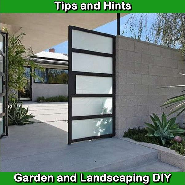 Tips And Hints On Landscaping Your Own Garden