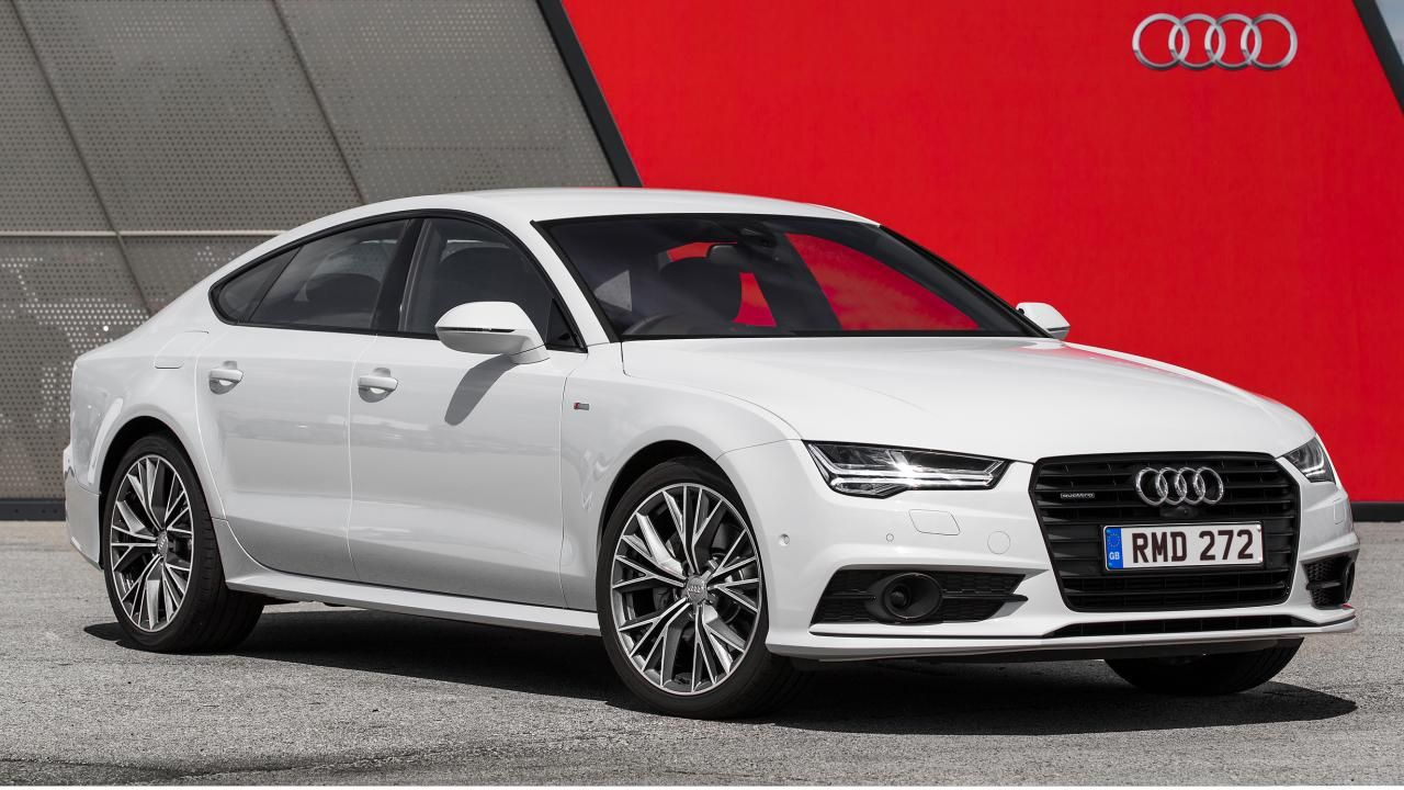 Audi A7 Sportback Top Gear Review Best Gas Mileage