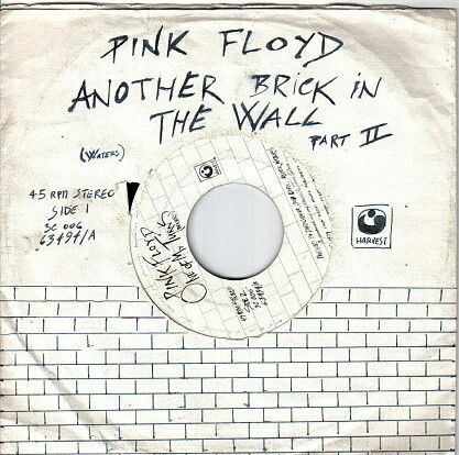 384 Another Brick In The Wall Part 2 1979 Pink Floyd