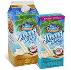 Almond Breeze Vanilla, Almond Coconut, and Chocolate Almond are soooooo good! I'm addicted. Great in smoothies too. Even the unsweetened is good, especially if you add a little raw agave or honey.