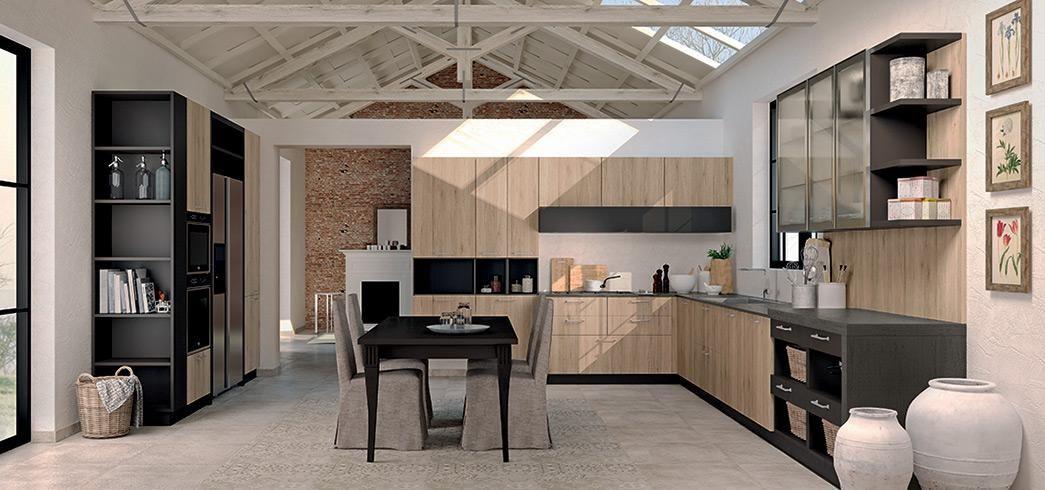 Cucine Moderne | Mobili da Cucina | ASTRA/ARREDOMANIA | CUCINE ...