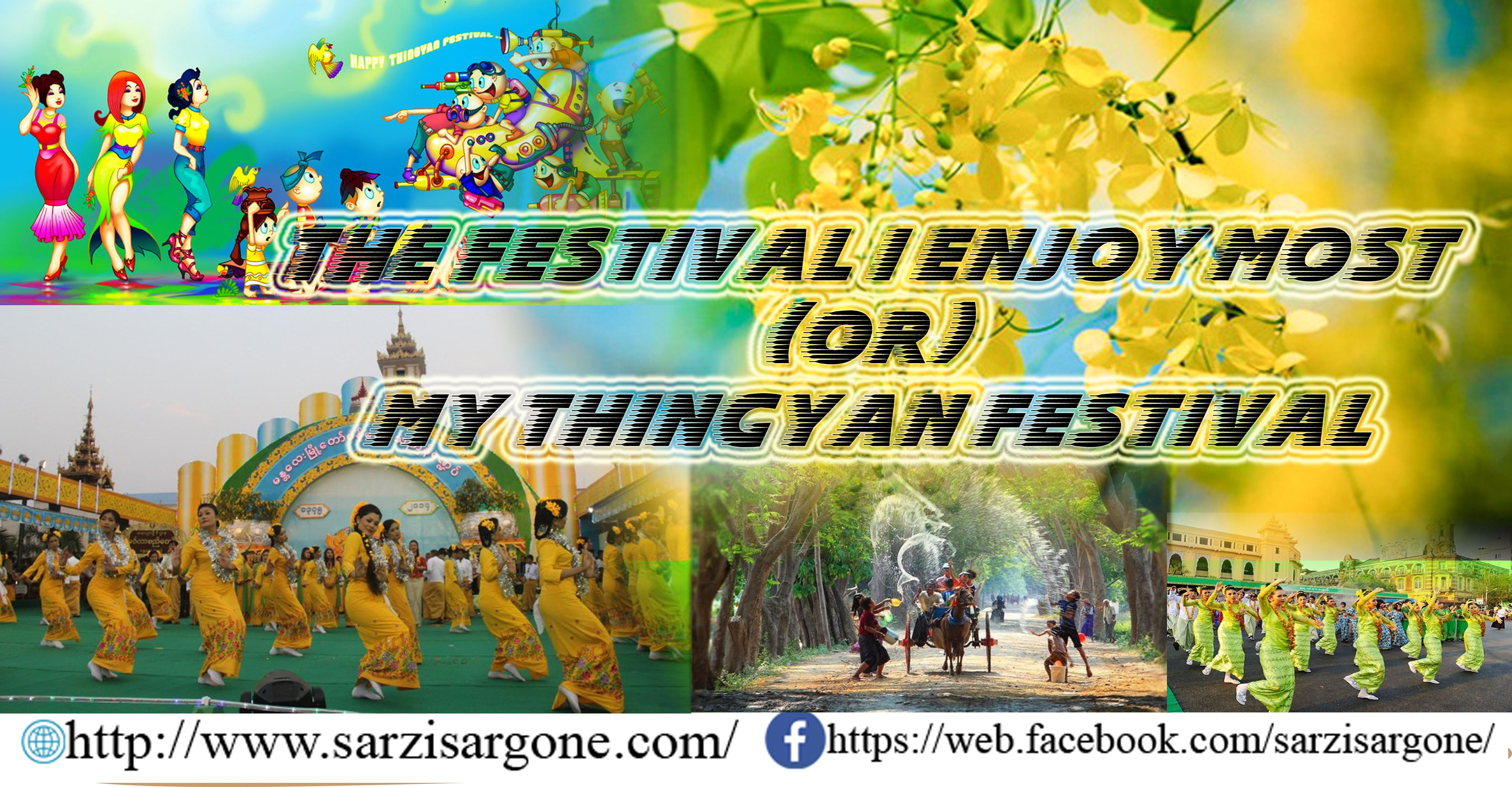 myanmar thingyan festival essay