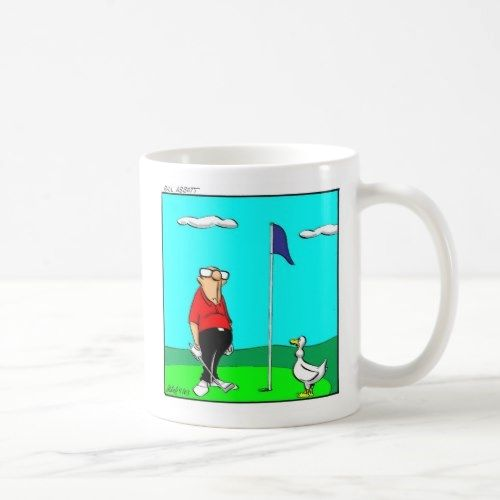 Funny Golf Humor Mug | Zazzle.com #golfhumor