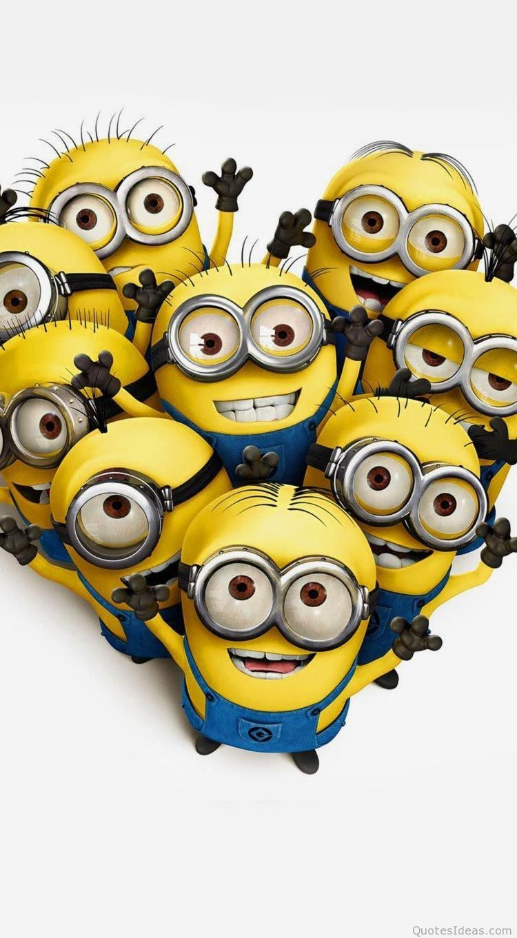 Minions Hd Desktop Wallpaper High Definition Fullscreen Minions