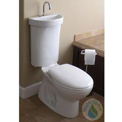 Bath bathroom pee sink toilet