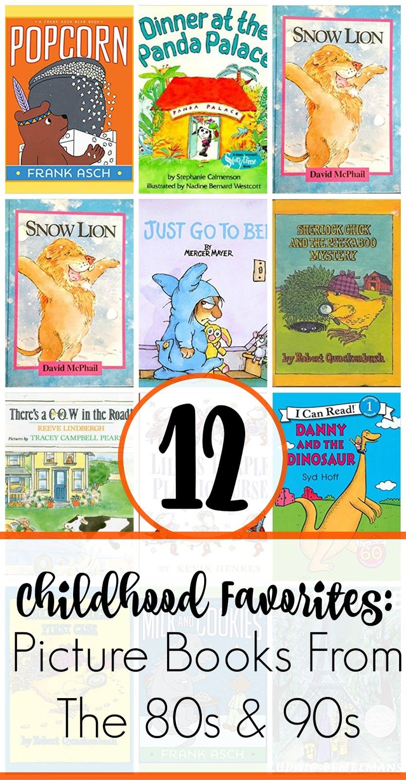 Best Picture Books From The 80s 90s Picture Book Old School Pictures Book Girl