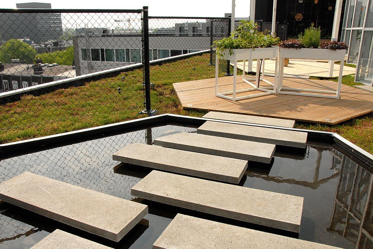 Brillian Terrace Garden Construction Details Architecture ...