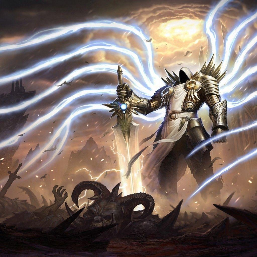 Diablo 3 Wallpaper 1920x1080: Diablo 3, Heroes Of The Storm
