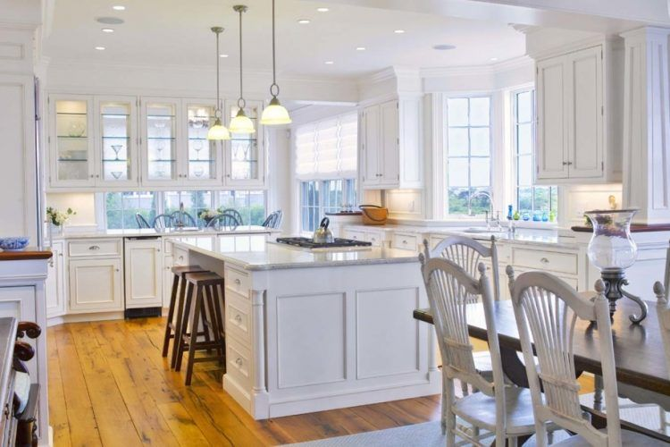 Beautiful White Kitchen Designs Impressive 20 Beautiful White Kitchen Designs  Kitchen Design Kitchens And Review