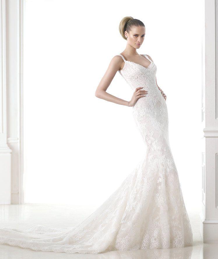 vestidos de novia de la colección atelier 2015 -pronovias | vestidos