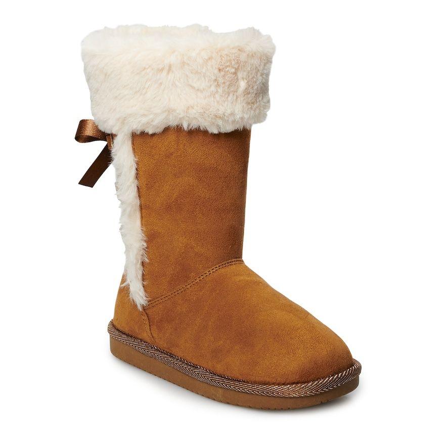 SO® Lori Girls' Winter Boots | Girls