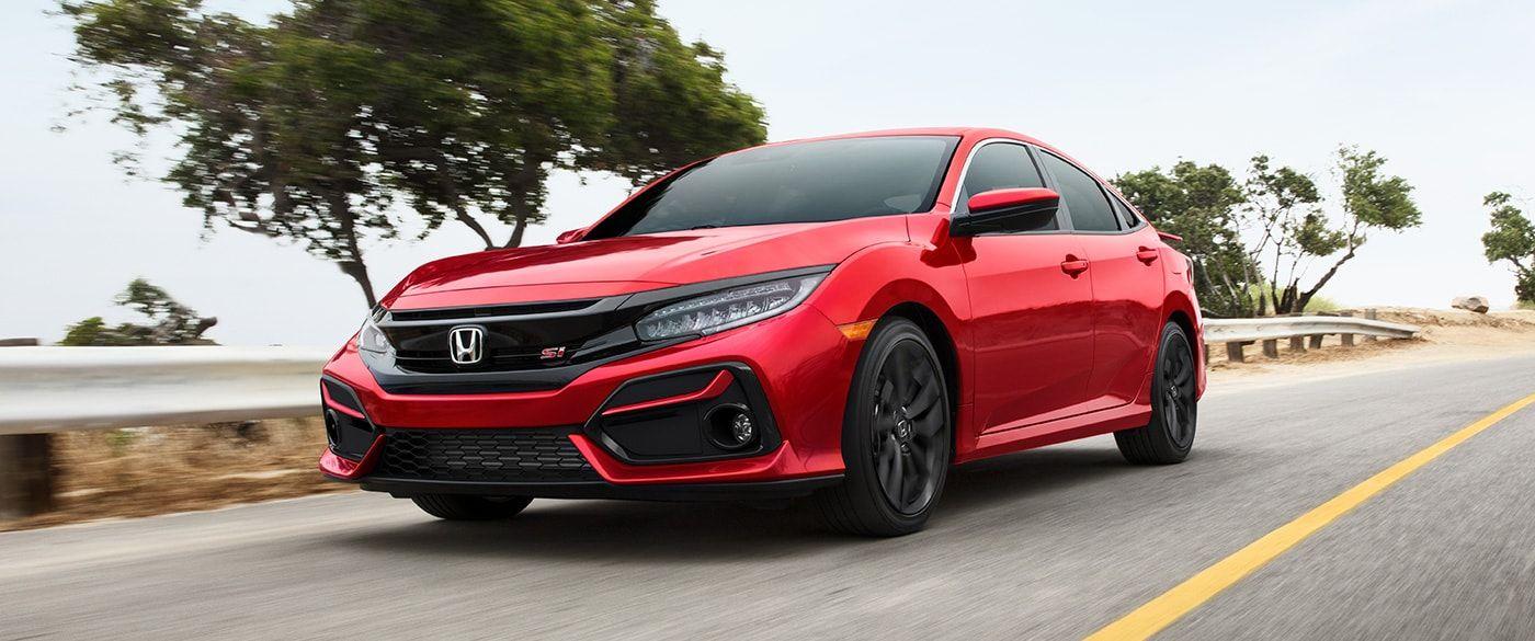 Precision In Design 2020 Honda Civic Si Sedan Hpt Test Rides In 2020 Honda Civic Si Honda Civic Sedan