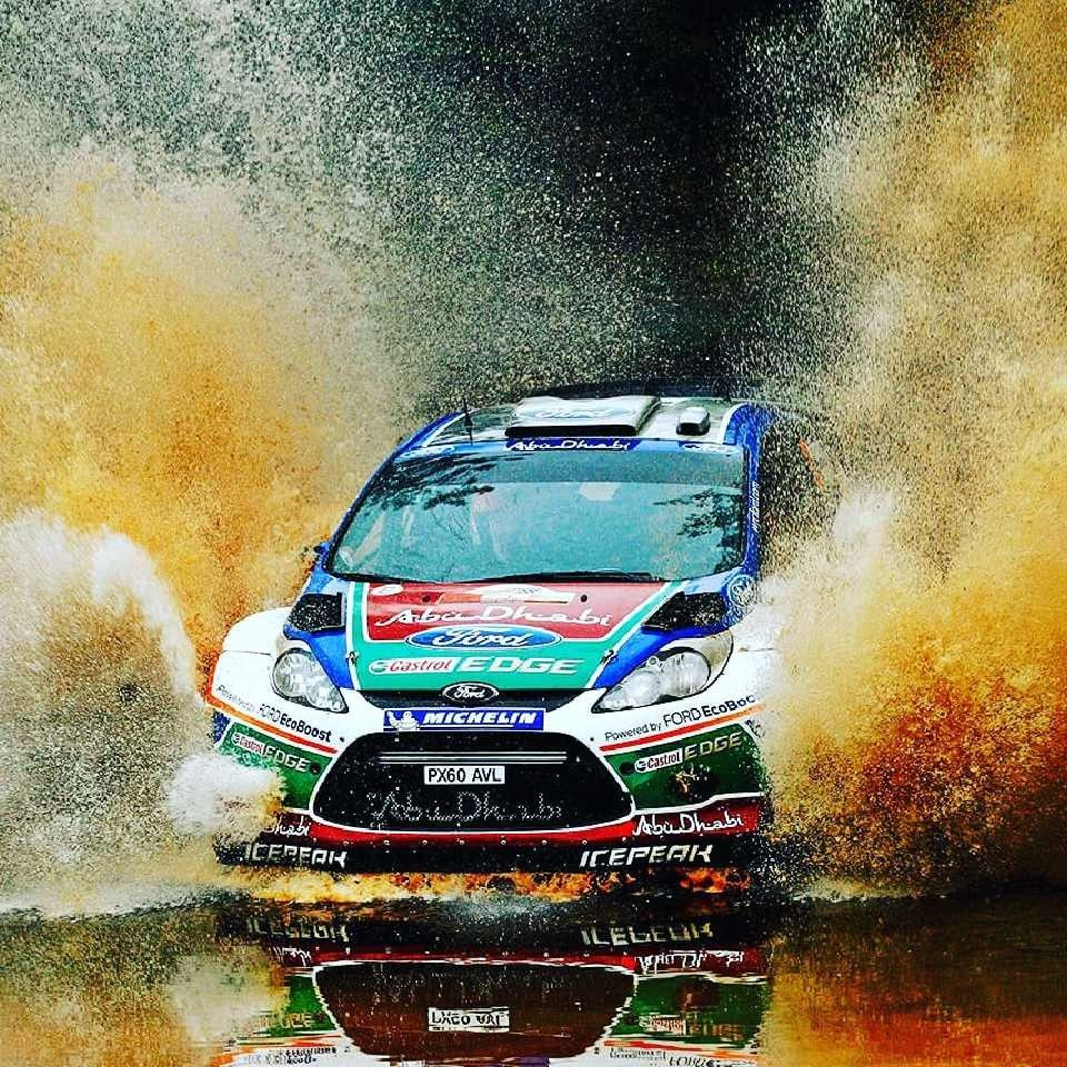 Awesome Rally Car Racing Car Wallpapers