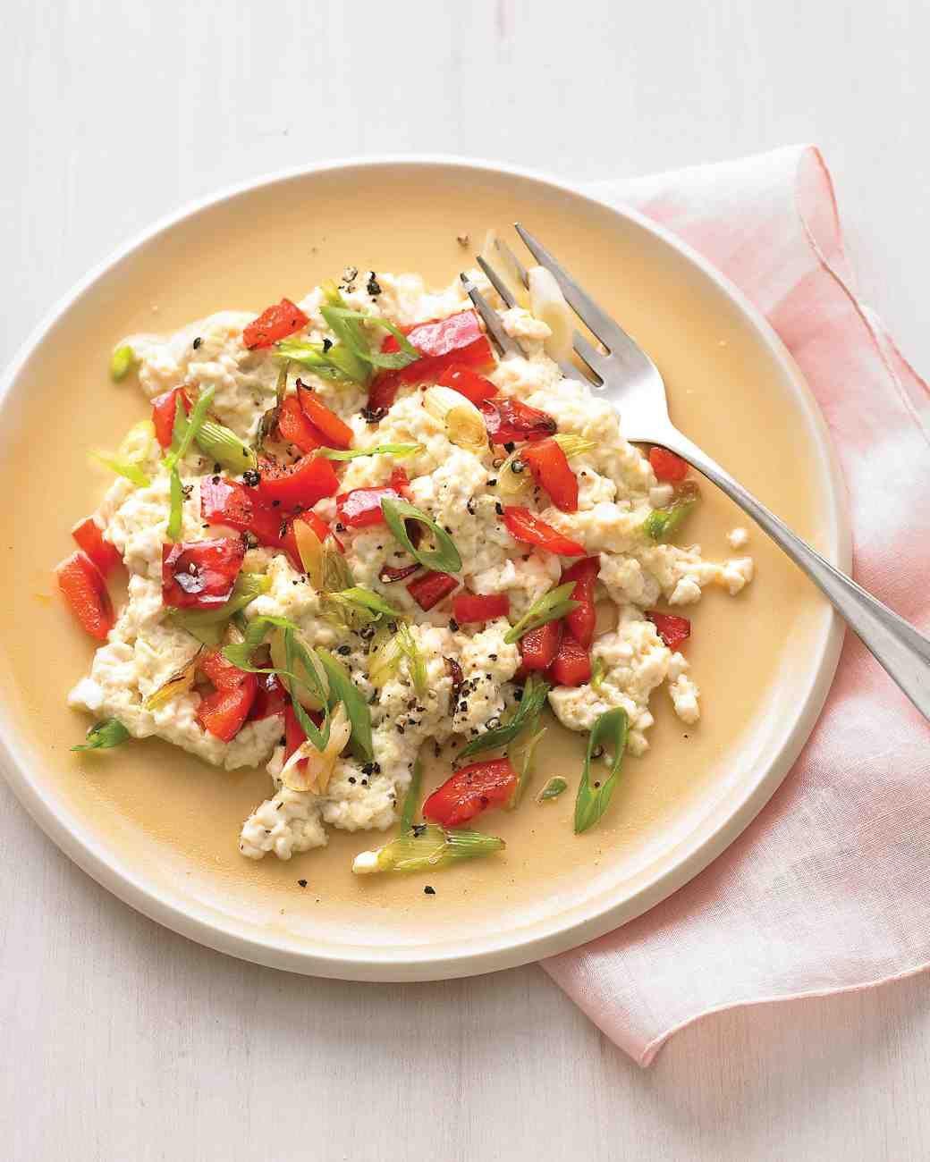 Protein-Packed Breakfast + Veggies