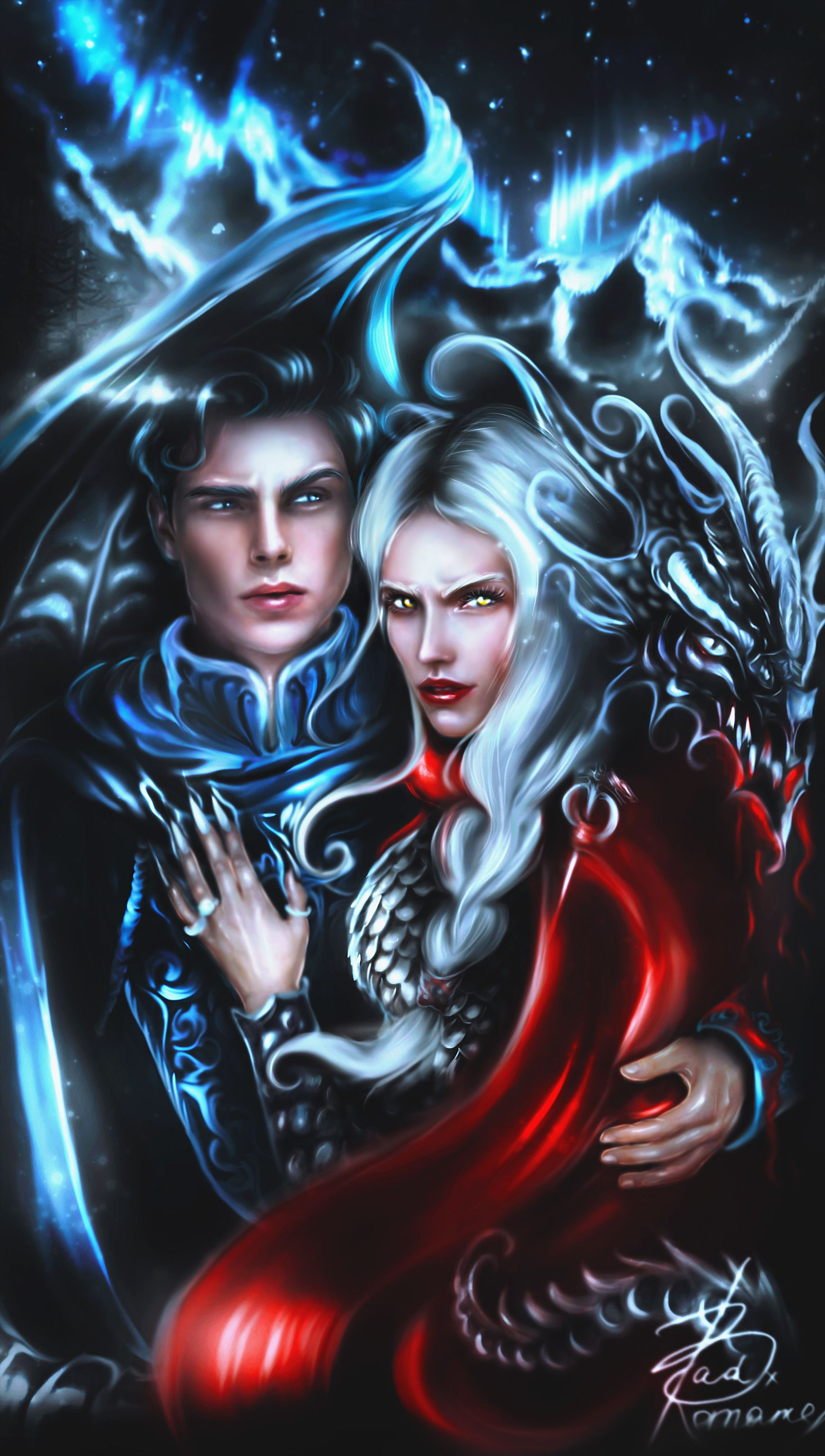 Pin By Molly Poole On Throne Of Glass In 2020 Throne Of Glass Fanart