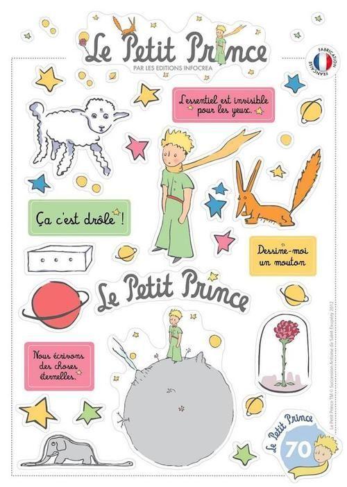 L Essentiel Est Invisible Pour Les Yeux Le Petit Prince Franais