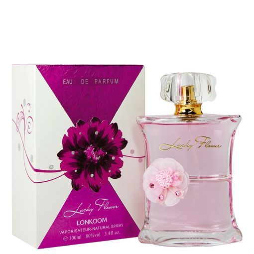 8f9ea79a3 Lucky Flower Eau de Parfum Lonkoom - Perfume Feminino - Época Cosméticos