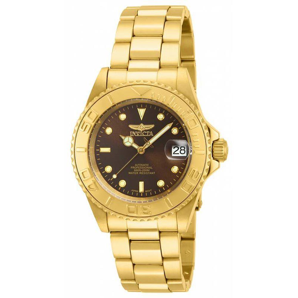 Invicta Pro Diver gold 15847
