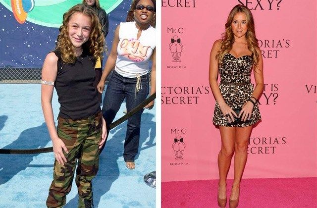 Alexa Vega  The Most Famous Child Stars Who Graced Our Screens - Where Are They Now? • BoredBug