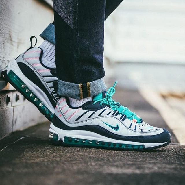 ef7ccd2fe2 ALMOST 35% OFF the Nike Air Max 98 South Beach LINK IN BIO TO COP ...