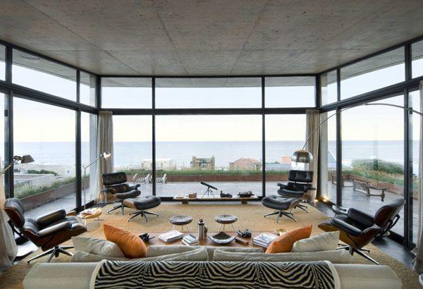 Original Modern Home Design: Psicomagia Residence in Uruguay: