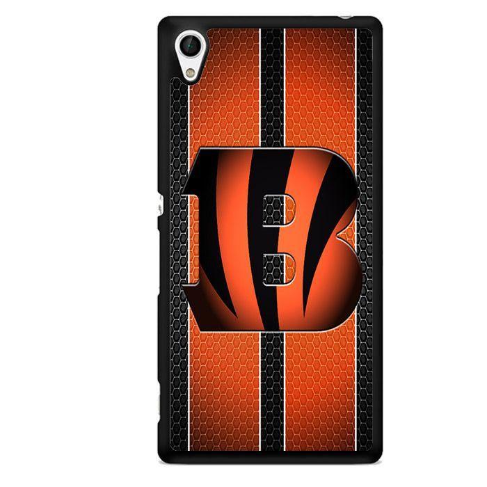 Cincinnati Bengals TATUM-2613 Sony Phonecase Cover For Xperia Z1, Xperia Z2, Xperia Z3, Xperia Z4, Xperia Z5