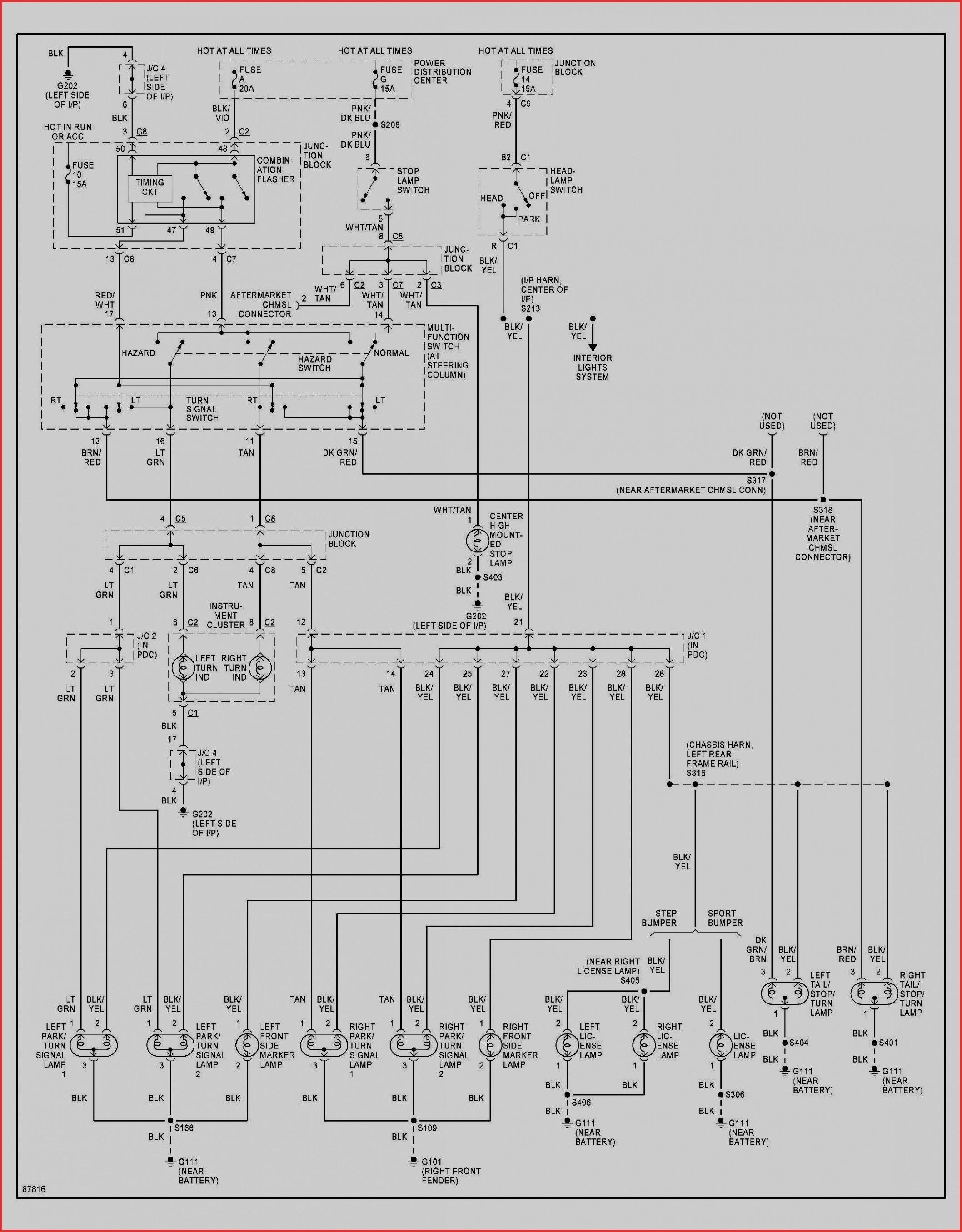 New Dodge Ram Ignition Wiring Diagram