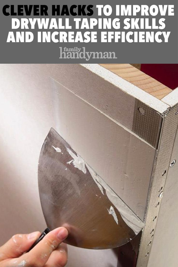 Clever Hacks to Improve Drywall Taping Skills and Increase Efficiency