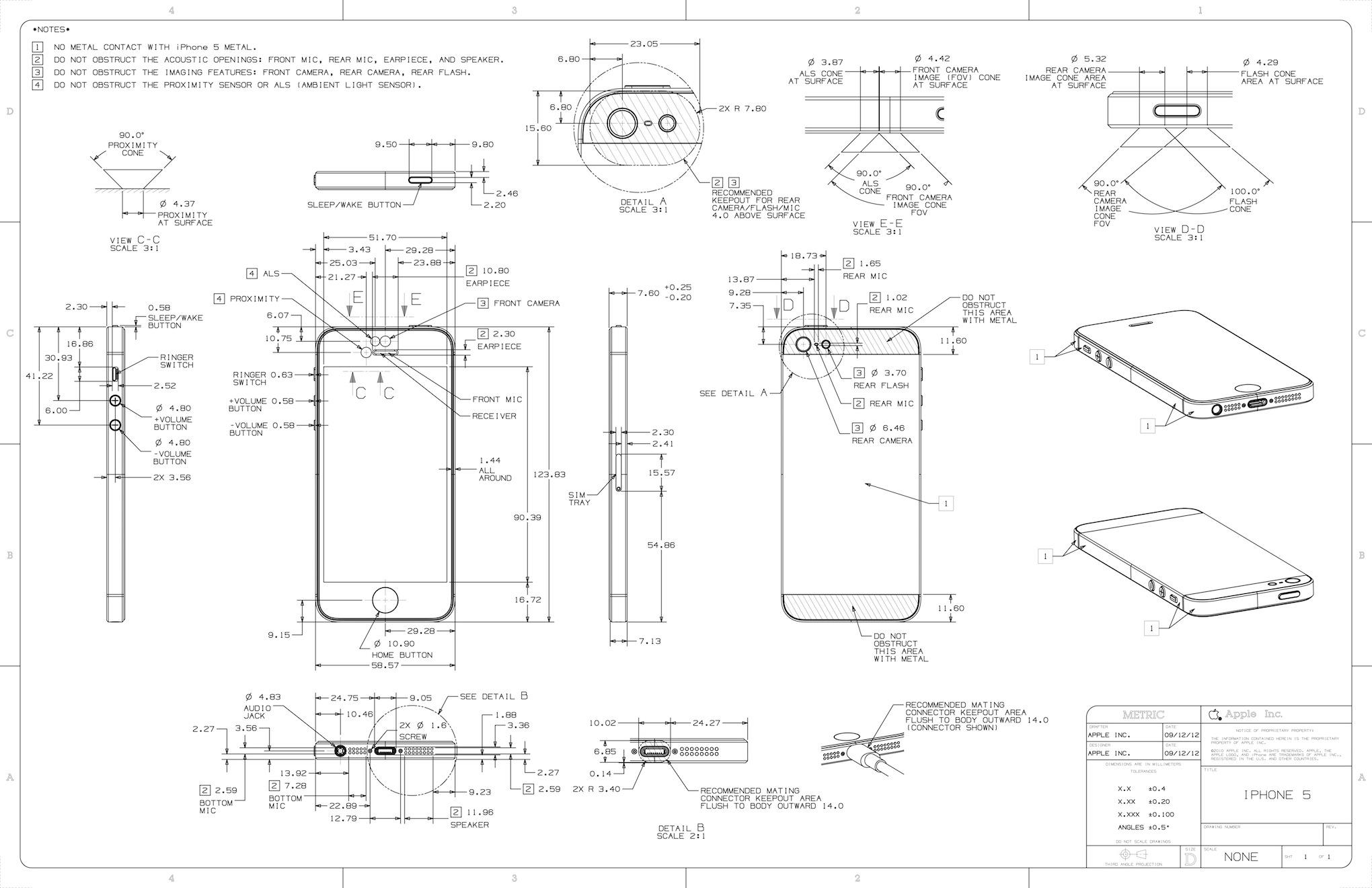 Iphone 5 schematics maps graphs schematics pinterest iphone 5 schematics helpful for designing accessoriescases malvernweather Choice Image