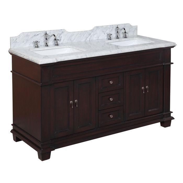 Genial Elizabeth Double Bathroom Vanity Set By Kitchen Bath Collection