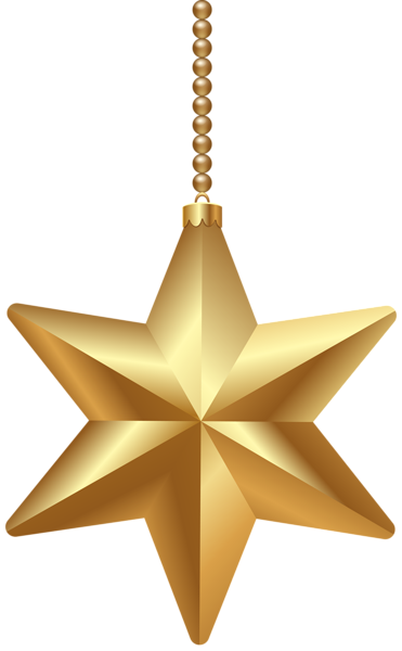 Gold Christmas Star Png Clipart Image Clip Art Christmas Star Gold Christmas