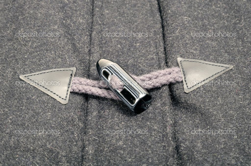 Duffle Coat Fastener | Down Coat