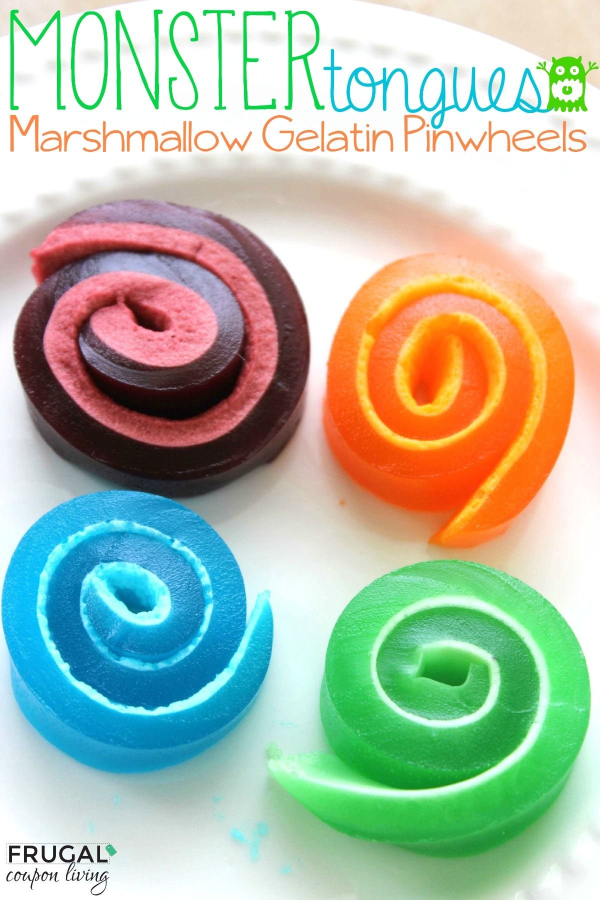 how to make pinwheels food