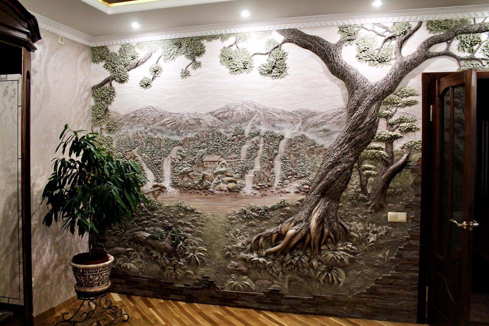 нашем барельеф дерева фото обменом