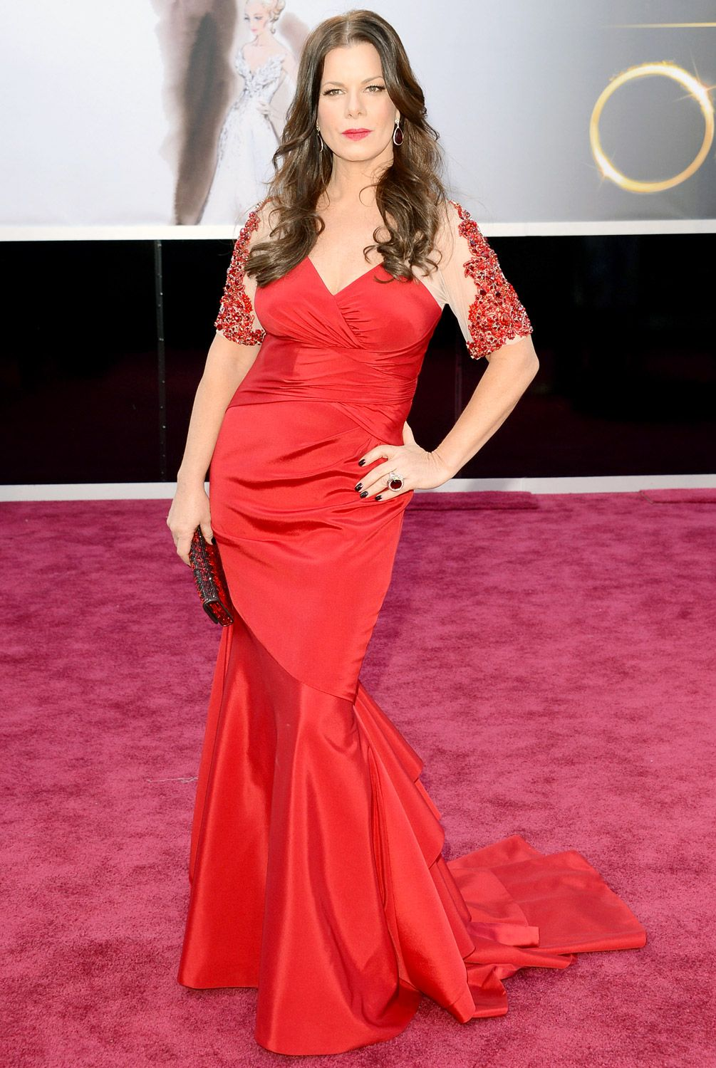 Oscars See What the Stars Wore! Red carpet oscars, Red