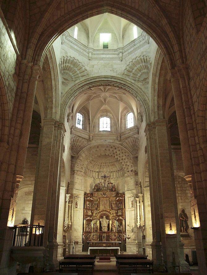 Resultado de imagen de Monasterio de la Santa Espina
