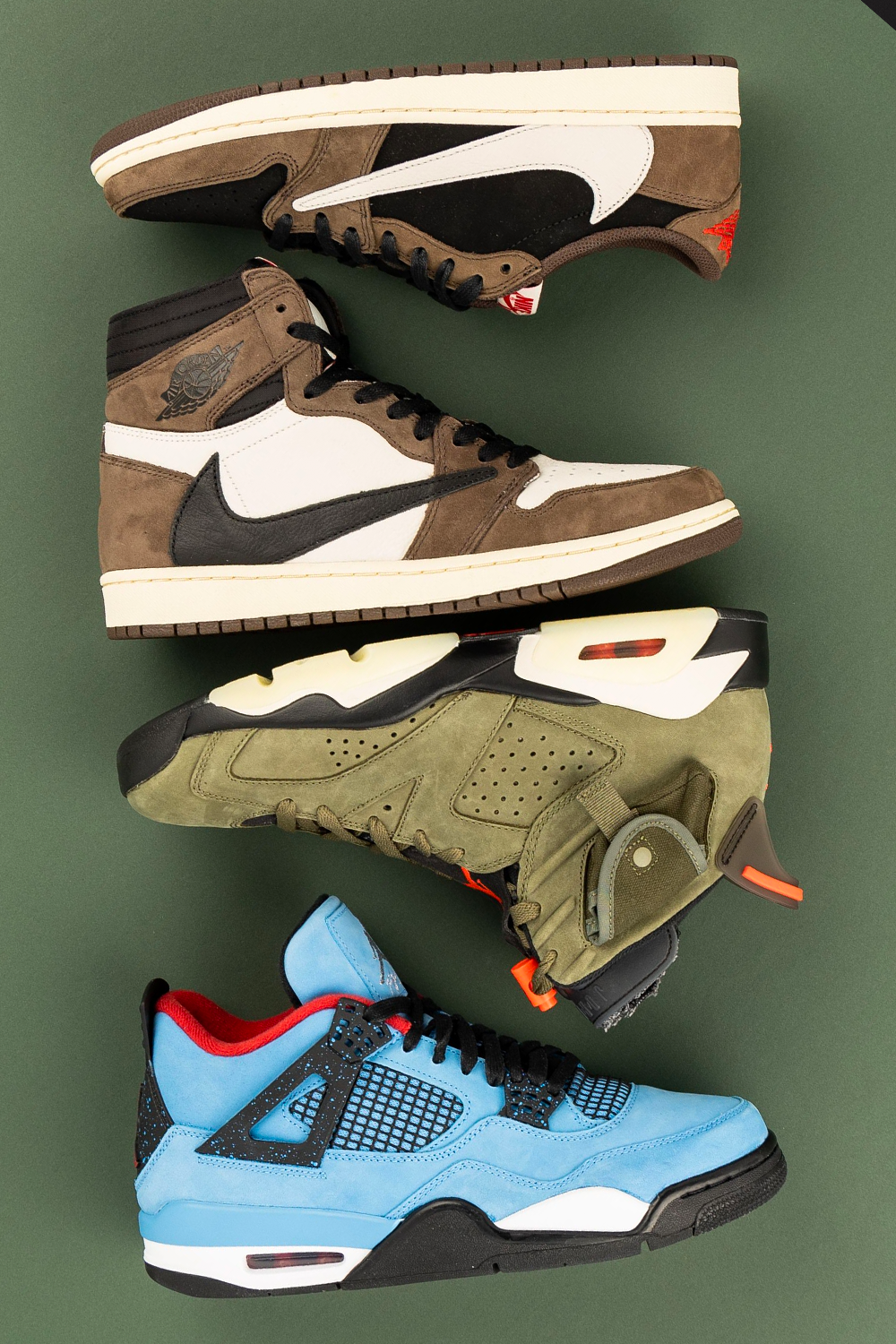 Travis Scott Air Jordans In 2020 Sneakers Fashion Hype Shoes Nike Shoes Jordans