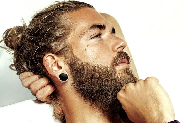Man Buns How To Grow Style And Wear Man Buns Mens Hairstyles