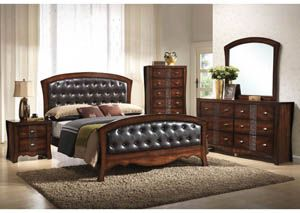 MB40 Contemporary Flair Master Bedroom Set,Taft Furniture Showcase