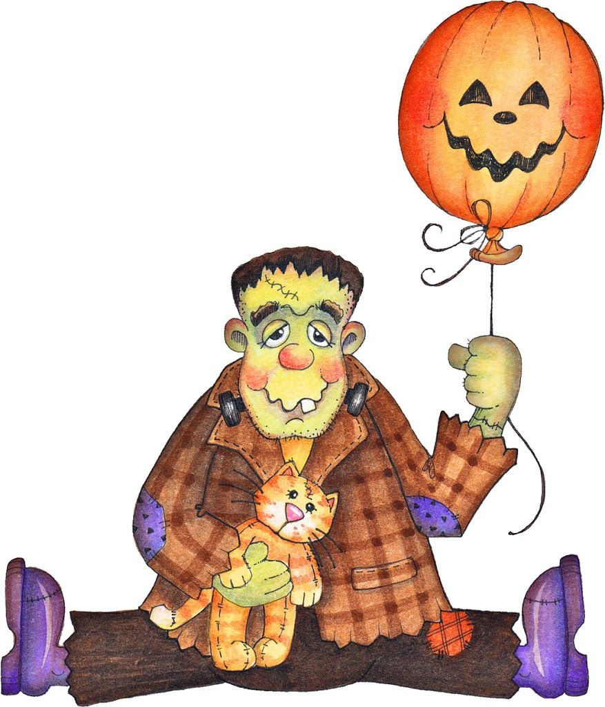 Picasa Web Albums Halloween quilts, Halloween doodle