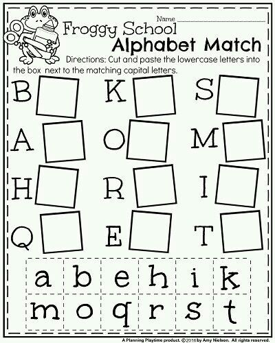 pin by amanda sinden on graad r idees  kindergarten kindergarten  kindergarten alphabet worksheets letter recognition kindergarten  preschool worksheets  year old
