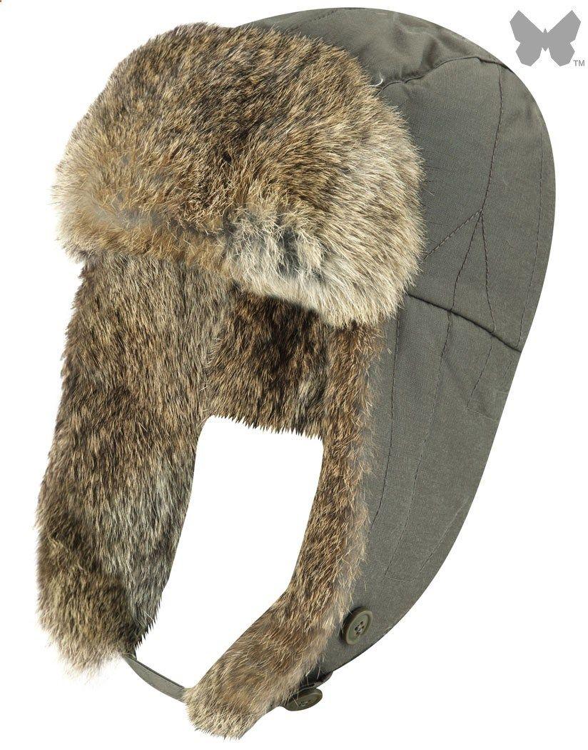 Woolrich Mens Arctic Cap - Tundra Grey  ecca6ba0f0ed