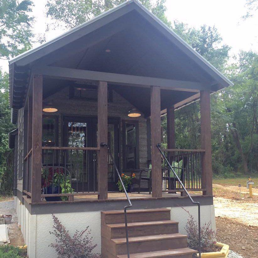 Lake Walk Tiny Home Community Near Greenville Sc In